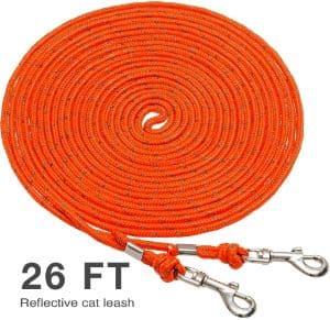 Ofpuppy Reflective Cat Tie out leash