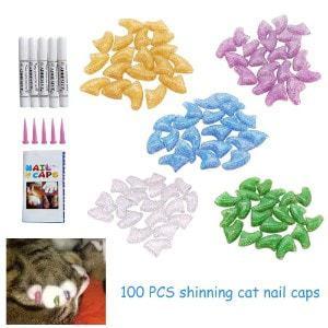 Fanme Cat Nail Caps