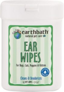 Earbath Ear Wipes