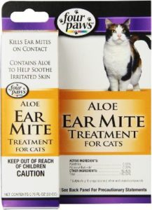 Four Paws Ear Mite Treatment