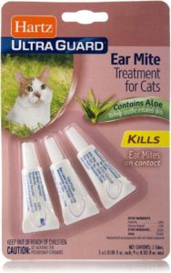 Hartz Ultraguard Ear Mite Treatment