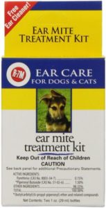 Miracle Care R-7M Ear Mite Treatment Kit