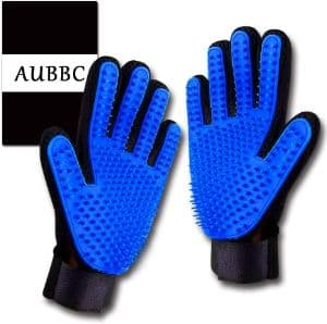 AUBBC Pet Grooming Gloves