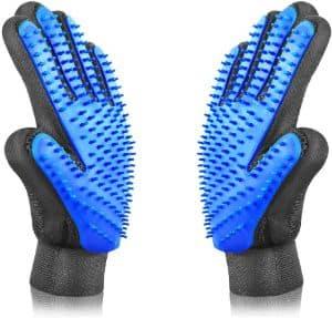 PETINCCN Pet Grooming Gloves