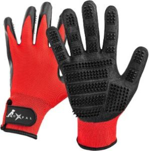 LuxPal Pet Grooming Glove