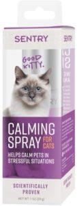 Sentry Calming Spray for Cats