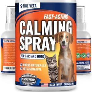 Fine Veta Cat Anxiety Calming Aid