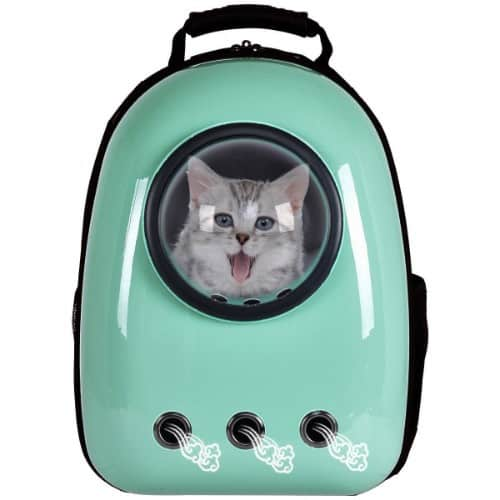 Giantex Astronaut Cat Backpack