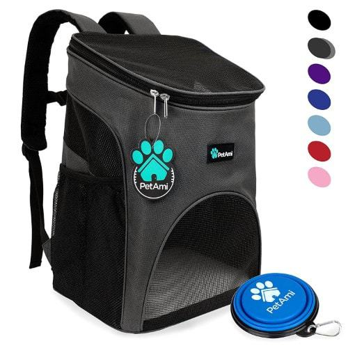 Pet Ami Premium Backpack