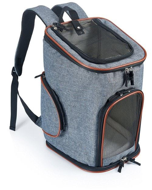 Pawfect Pets Soft-Sided Pet Carrier