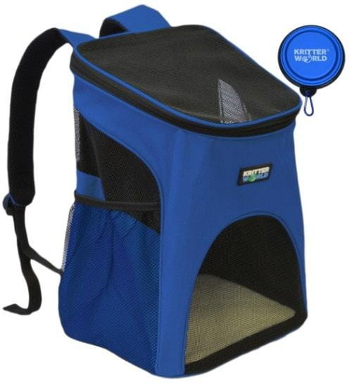 KritterWorld Pet Carrier Backpack