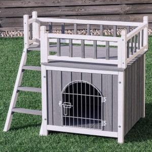 Tangkula Pet Dog/Cat House