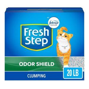 Fresh Step Odor Shield Scented Litter-min