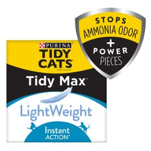 Purina Tidy Cats LightWeight Instant Action Clumping Cat Litter-min