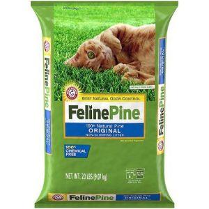 Feline Pine Original Cat Litter-min