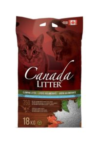 Canada Litter Clumping Cat Litter