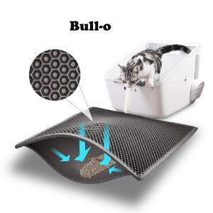 Bull-o Cat Litter Mat Litter Trapper