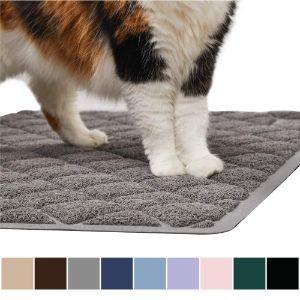 Gorilla Grip Original Premium Durable Cat Litter Mat – XL
