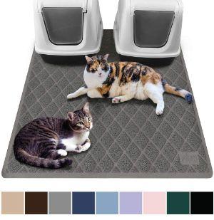 Gorilla Grip Original Premium Durable Cat Litter Mat – Jumbo
