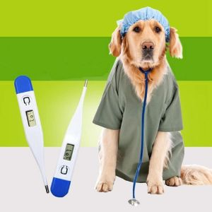 yuxufeng 2pcs Veterinary Thermometer