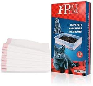 Benbenpet Cat Litter Liners