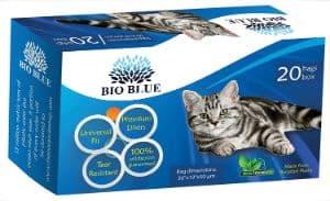 Bio Blue Cat Litter Box Liners