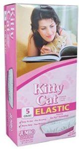 Sta-Put Elastic Cat Pan Liners