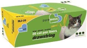 Van Ness Large Drawstring Valu-Pak Cat Pan Liners
