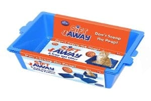 Sift Away SA-MC6 Pet Litter Box