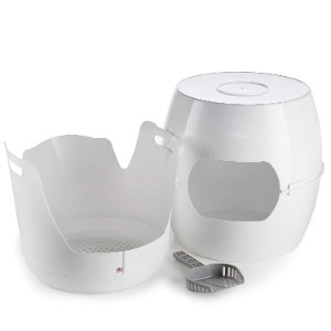 KittyTwister TRIO Large Sifting Litter Box