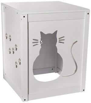 etna cat kitty litter hideaway