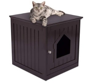 internets best decorative cat house