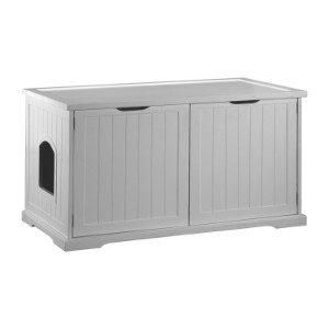 merry products cat washroom bench
