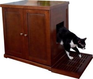 refined feline litter box x-large