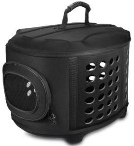 FRiEQ Hard Cover Pet Carrier