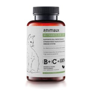 animaux All-Natural Cat Vitamins