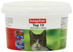 Beaphar Top 10 Cat Vitamins