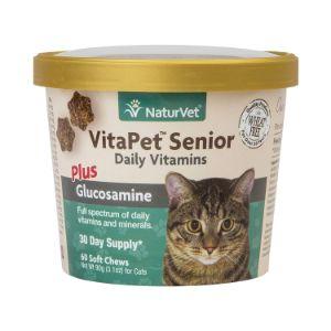 NaturVet VitaPet Senior Daily Vitamins