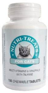 NUTRI-Treats Vitamin Supplements for Cats
