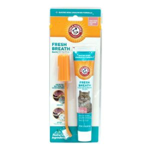 Arm & Hammer Advanced Care Dental Kit for Cats