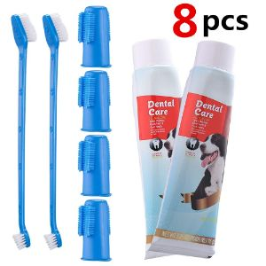 CooZero Dental Care Kit for Cats and Dogs