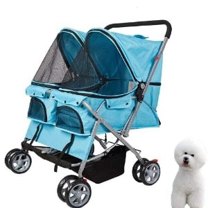 KARMAS PRODUCT Pet Stroller for Cat