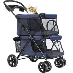 WINGOFFLY Double-Deck Stroller