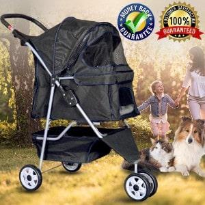 Bigacc Cat Stroller