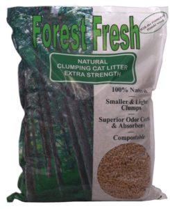 Forest Fresh Cat Litter