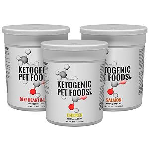 Ketogenic Pet Foods Variety Pack