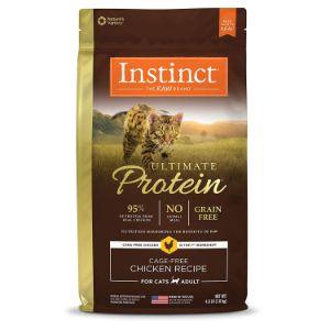 Instinct Ultimate Protein Grain Free Dry Cat Food