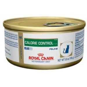 Royal Canin High Protein Calorie Control Canned Cat Food