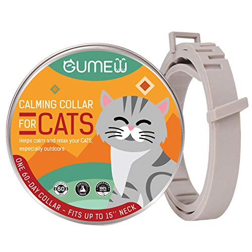 GUMEW Calming Collar for Cats