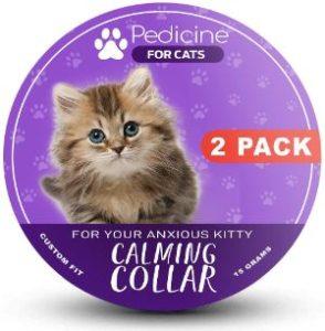 Pedicine Calming Collar for Cats